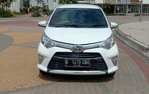 Toyota Calya G 2016 di Banten