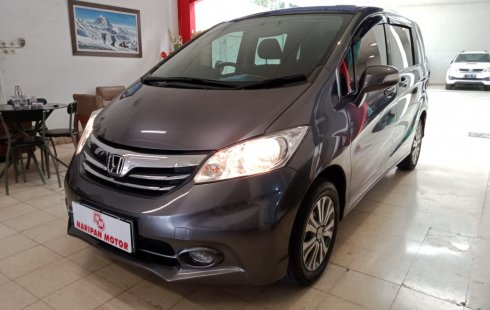 Honda Freed SD MMC Audio Stir AT 2015 Abu Silver