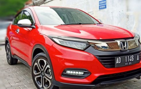 Honda HR-V 1.5 Special Edition Matic 2020/19 Merah