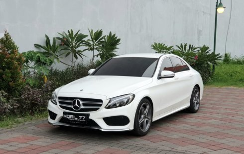 Mercedes-Benz C-Class C200 W205 AMG Package 2019 nik 2018
