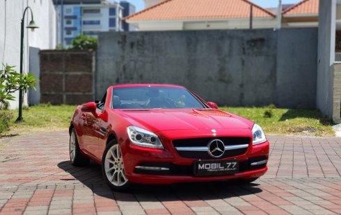 Mercedes-Benz SLK 200 2012 Convertible