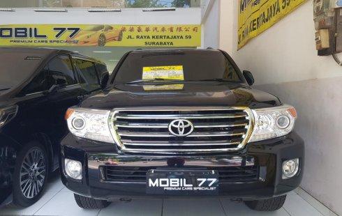 Toyota Land Cruiser 4.2 VX 2011 Hitam