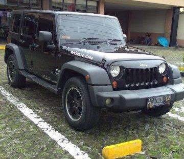 Jeep Wrangler JK Sport 2010 di DI Yogyakarta