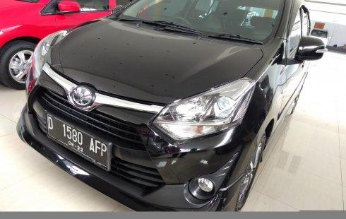 Toyota Agya 1.2L TRD A/T 2017