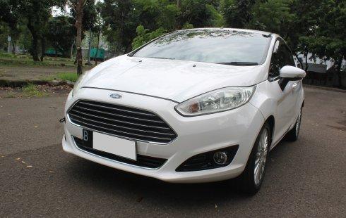 Ford Fiesta Sport AT 2013 Putih