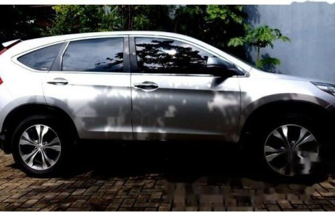 Jual mobil bekas murah Honda CR-V 2.4 2013 di Banten