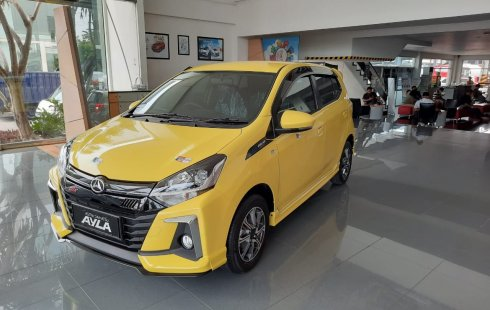 Promo Awal Tahun Daihatsu Ayla