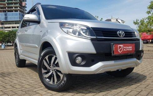 Toyota Rush G 2016 FULL ORI + GARANSI MESIN & TRANSMISI 1 TAHUN*