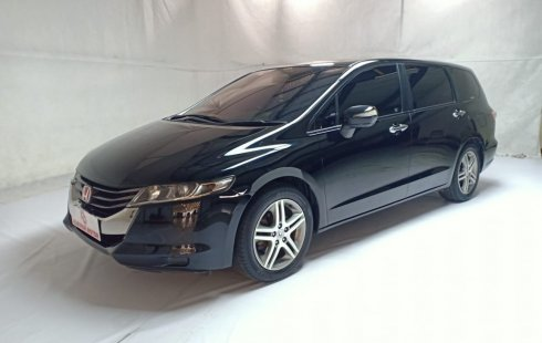 Honda Odyssey 2.4 ATPM AT 2010 Hitam Mutiara Km Rendah Antik