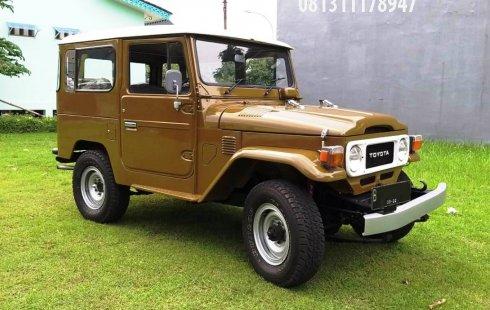 Dijual Mobil Toyota HARDTOP FJ40 1980 di Tangerang Selatan