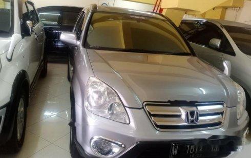 Jawa Timur, jual mobil Honda CR-V 2006 dengan harga terjangkau