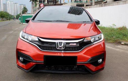 Honda Jazz RS CVT 2020 Orange