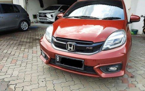 Dijual mobil bekas Honda Brio RS, Banten