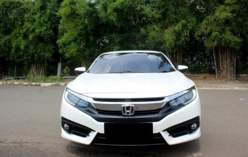 Honda Civic ES Sedan 2018 Putih