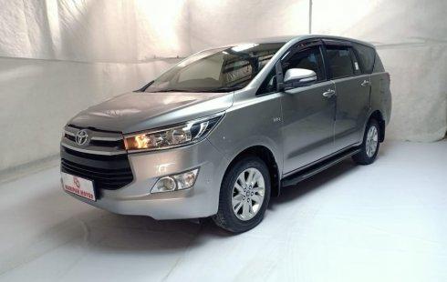 Toyota Kijang New Innova 2.0 V Reborn AT 2016 Silver