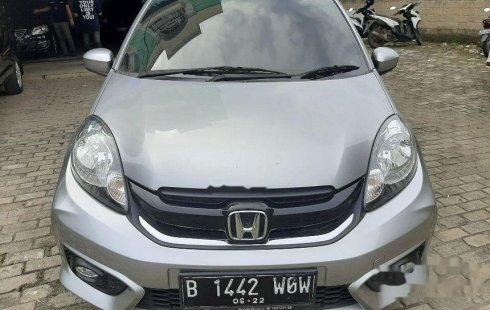 Jual cepat Honda Brio Satya E 2017 di Banten