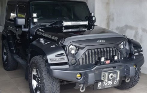 Jeep Wrangler Jk Sport 2012