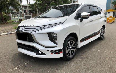 Mitsubishi Xpander Ultimate LIMITED A/T PUTIH 2019