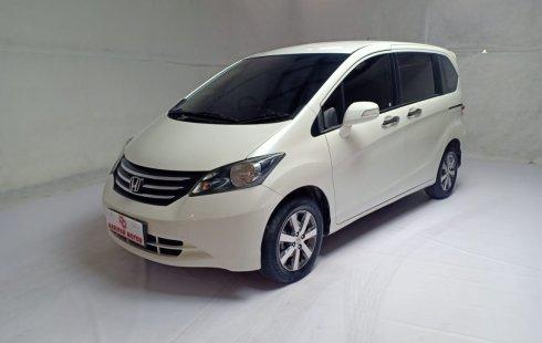 Honda Freed E PSD Ac Digital AT 2010 Putih Terawat