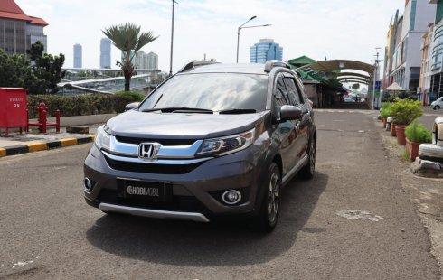 Honda BR-V 2018 Abu-abu