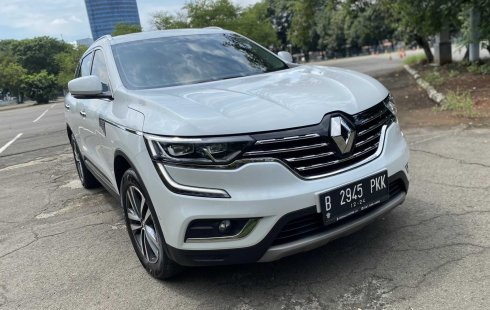 Renault Koleos Signature 2019 Putih SUPER LIKE NEW