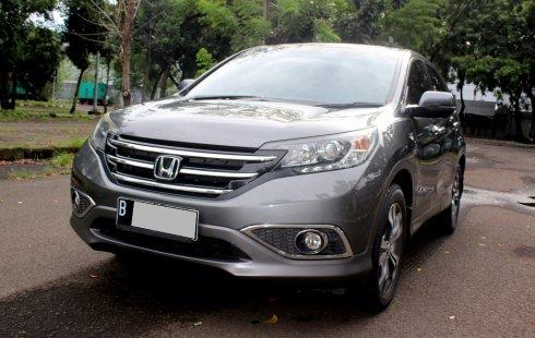 Honda CR-V 2.4 AT 2013 Abu-abu