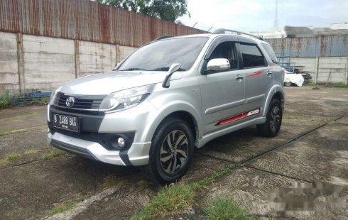 Jual Toyota Rush TRD Sportivo 2016 harga murah di DKI Jakarta