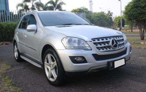 Mercedes-Benz M-Class ML 350 2009 Silver