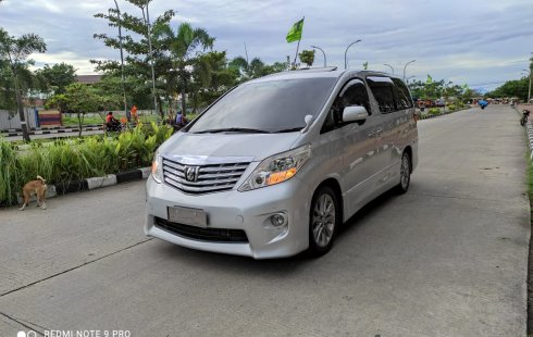 Toyota Alphard G A/T 2010 Full options package