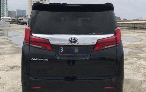 Dijual mobil bekas Toyota Alphard X, DKI Jakarta