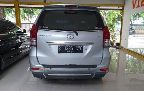 Jual cepat Toyota Avanza G 2013 di DKI Jakarta