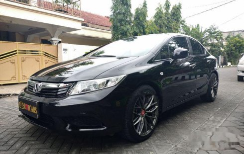 Jual cepat Honda Civic 1.8 2013 di Jawa Timur