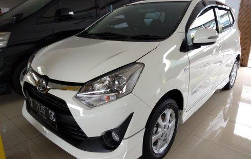 Toyota Agya 1.2L G M/T TRD 2020