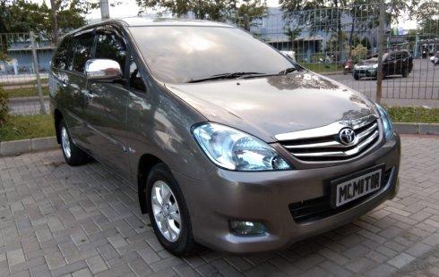 Toyota Kijang Innova G AT Diesel 2010 Original