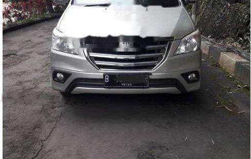 Jual Toyota Kijang Innova G 2014 harga murah di DKI Jakarta