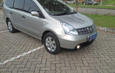 Nissan Grand Livina XV AT 2008 Tangan Pertama