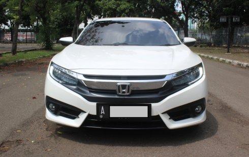 Honda Civic ES Prestige 2018 Putih