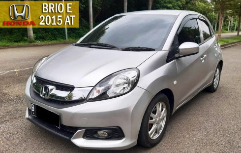 Honda Brio E 1.2 AT 2015 DP 11