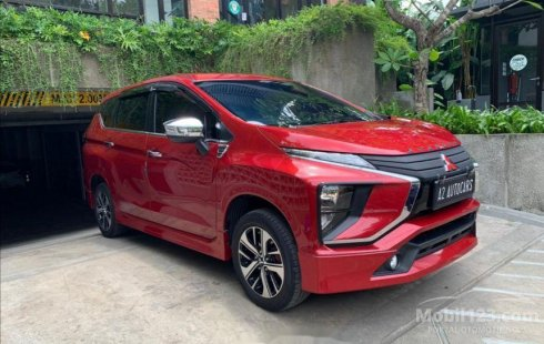 Mobil Mitsubishi Xpander 2017 ULTIMATE dijual, DKI Jakarta