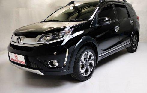 Honda BR-V 1.5 E CVT AT 2016 Hitam Km Rendah