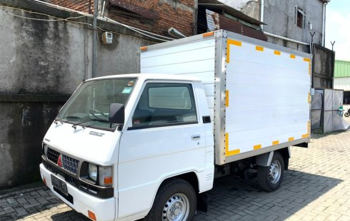 MULUS+BanBARU,MURAH Powersteer Mitsubishi L300 Box Alumunium 2016 Bok