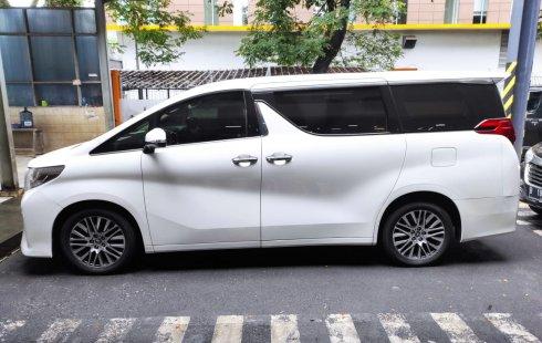 Toyota Alphard 2.5 G A/T 2015