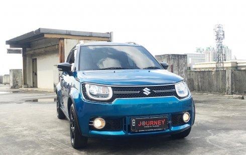 Suzuki Ignis GX 2017 automatic