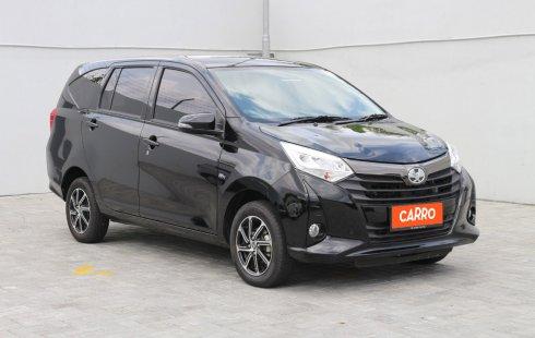 Toyota Calya G MT 2019 Hitam