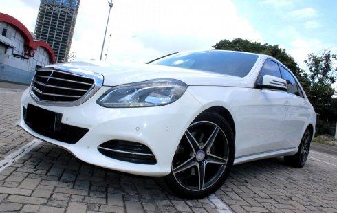 Mercedes-Benz E-Class E250 2012 Putih