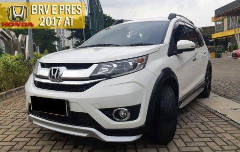 Honda BRV E prestige 2017 AT KM Low