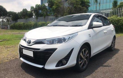 Toyota Yaris G at 2019 Putih