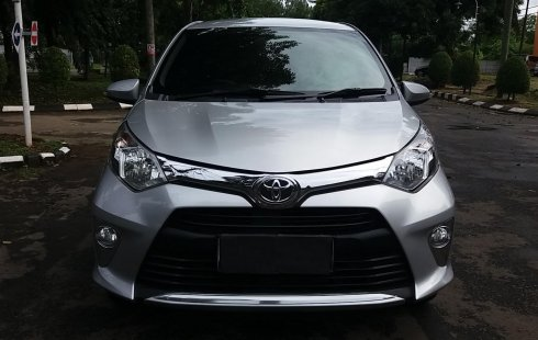 Toyota Calya G AT Matic 2016 Istimewa Terawat Pajak Panjang Tinggal Pakai