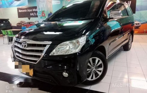 Jual Toyota Kijang Innova G 2014 harga murah di Jawa Timur