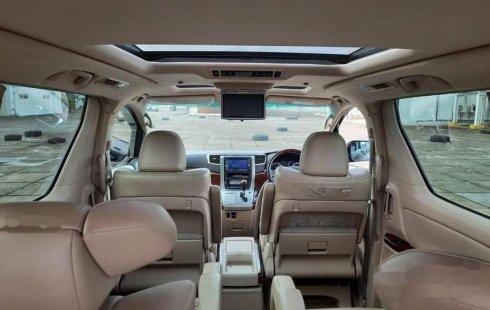 Mobil Toyota Alphard 2011 G dijual, DKI Jakarta